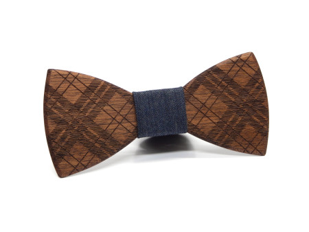 exallo-plaid-wooden-bow-tie-scraps