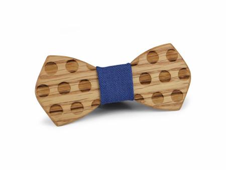 exallo-dots-papillon-wood-bow-tie-junior-vida-blue